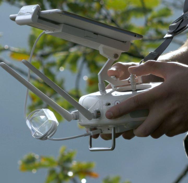 pilotage d'un drone Aquitaine