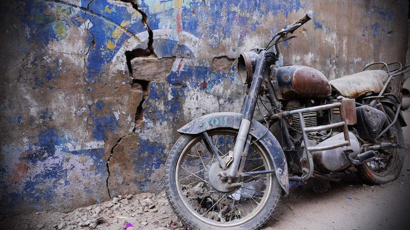 moto indienne