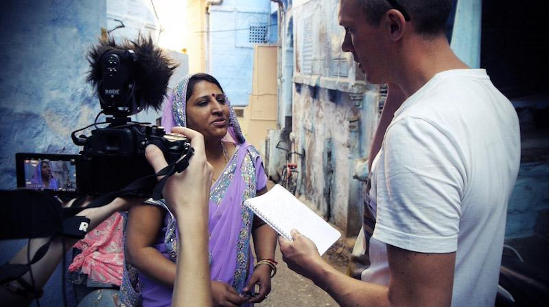 reportage en inde à Jodphur