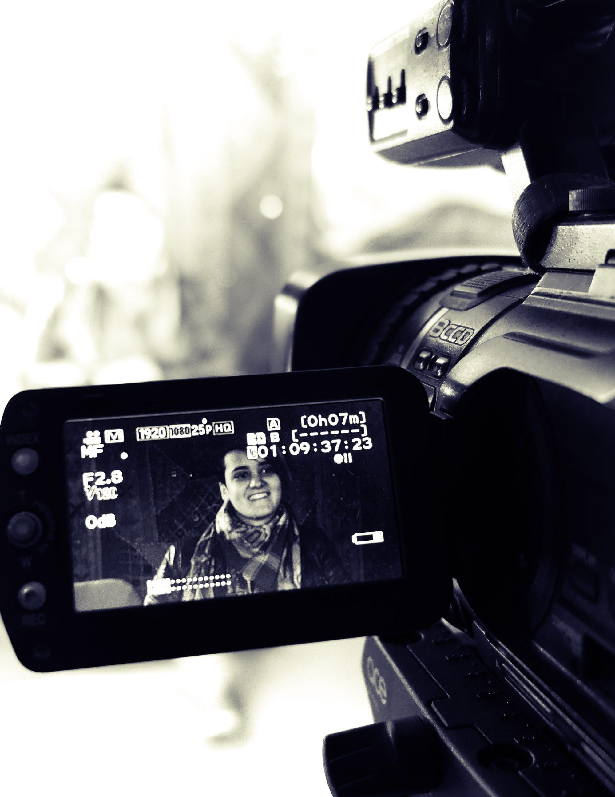 reportage camera au poing
