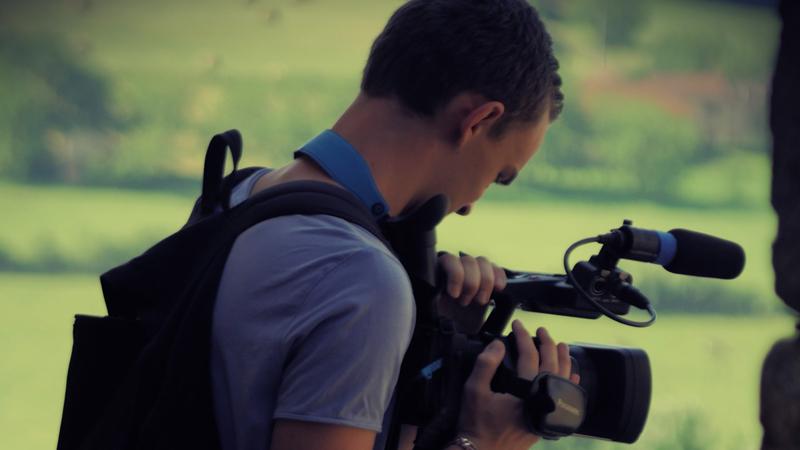 reporter cadreur