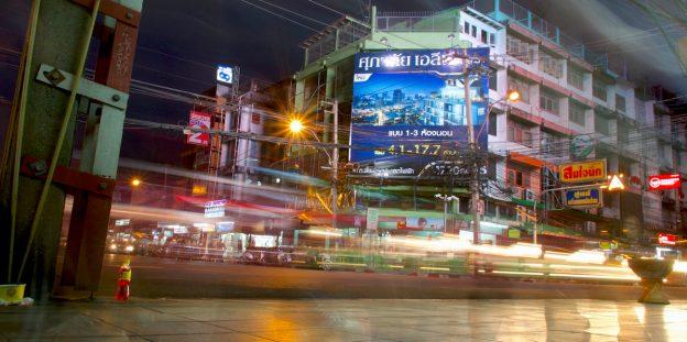 time lapse thailande
