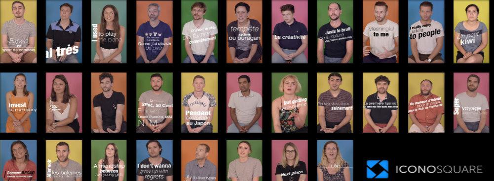 vidéo d'entreprise interviews salariés
